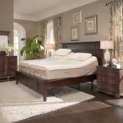 ara 13 quot split king memory foam mattress with adjustable base i want pinterest memories
