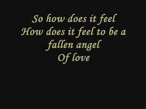 Backstreet Boys Fallen Angel Lyrics - YouTube