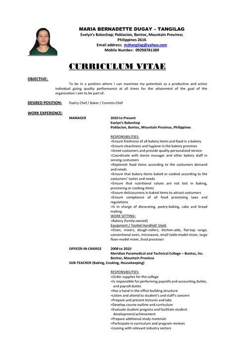 objectives in resume for ojt sidemcicek