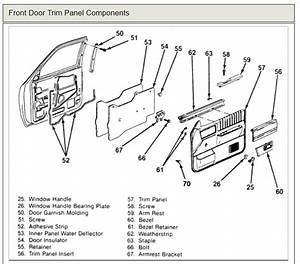 How To Install Replacement Door Windows  4 Cyl Two Wheel