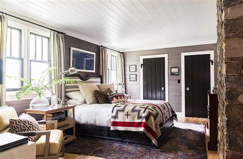Tribal Chic Apartment Tour : Tour The Chic, Modern Lake House Of Designer Thom Filicia