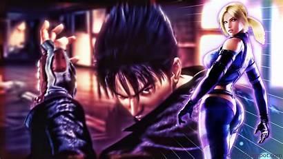 Tekken Nina Wallpapers Williams Jin Kazama 1080