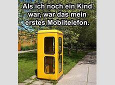 Erstes Mobiltelefon Telefonzelle Lustiges Bild