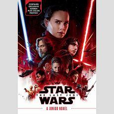 Star Wars The Last Jedi A Junior Novel  Wookieepedia  Fandom Powered By Wikia