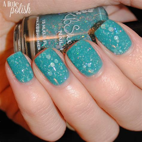 A Little Polish: KBShimmer: The Summer Collection - Glitters