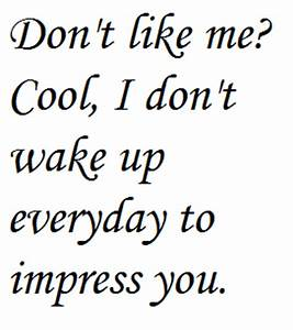 COOL ABOUT ME QUOTES FOR FACEBOOK PROFILE image quotes at ...