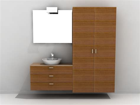 Tall Bathroom Vanity Cabinet 3d Model 3ds Max,autocad The Room Store Kids Enclosed Outdoor Rooms Rugs Dining New Modern Living Design A Laundry Online Escape From Game Aquarium As Divider Stick Screen