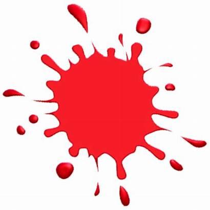 Paint Transparent Splatter Clip Clipart Splash Library