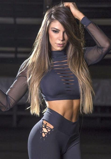 Superhot Long Sleeve Crop Top Bl Wild Girl Sexy