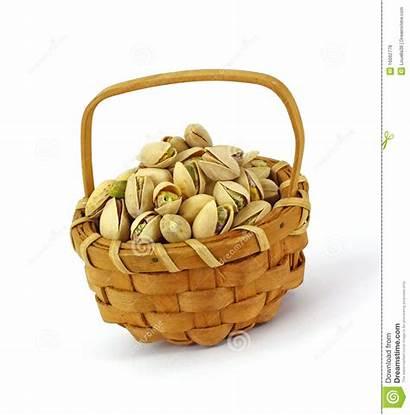 Basket Pistachio Nuts