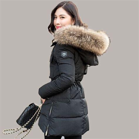 Fur Parka Coat Womens - JacketIn