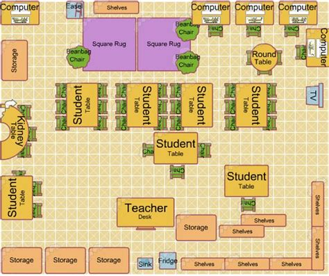 theme template room b 2nd floor 8 best classroom layout images on pinterest classroom