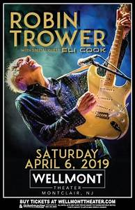 Robin Trower The Wellmont Theater