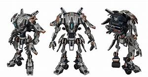 ArtStation - Core Ronin Titan Low Poly, TITANFALL ASSAULT ...