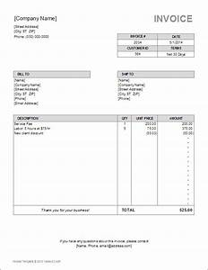 mas de 25 ideas increibles sobre invoice sample en With formato de invoice