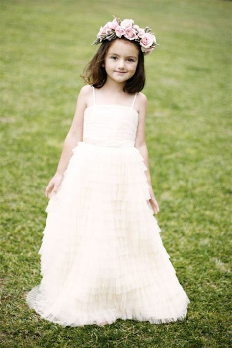 adorable flower girl dresses