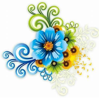 Floral Clipart Flower Sticker Template Festival Epicentrofestival