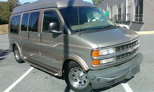 Sell Used 2000 Chevy Express 1500 Conversion Van  Fully