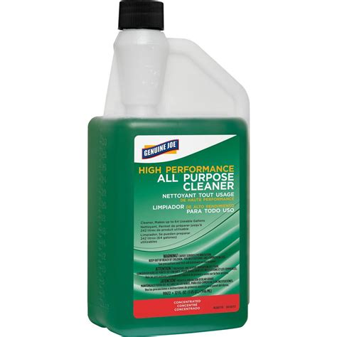 all purpose cleaner high performance all purpose cleaner gjo99672 the home depot