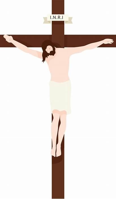 Jesus Christ Cross Clipart Transparent Crucifix Crucifixion