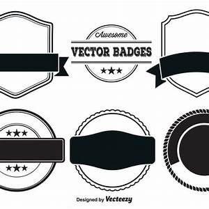 Free vector Vector Badge Templates #28055   My Graphic Hunt