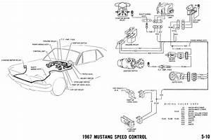 1967 Mercury Cougar Starter Wiring