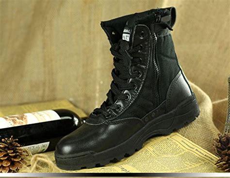 gaorui  tactical trendy comfort leather combat military
