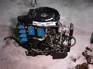 Force 120 125 Powerhead L Drive Outboard Motor Engine