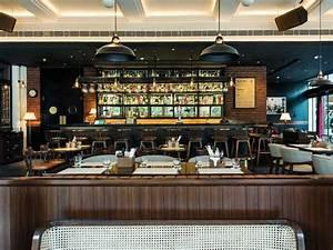 15 Best Cafe, Bar & Restaurant Interior Designs AD India