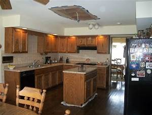 How to do recessed lighting in kitchen : What should i buy to add recessed can lights kitchen