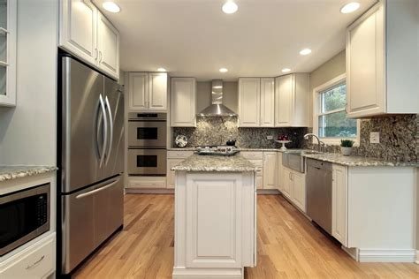brand   white kitchen layouts designs
