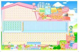Jeu De Maison A Decorer : nouveau jeu pour les filles une maison de poup e ~ Zukunftsfamilie.com Idées de Décoration