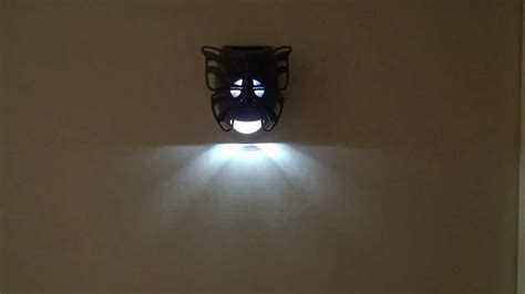 solar butterfly wall light sconce youtube