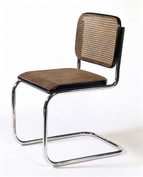 chaise de designer celebre mobilier célèbre de marcel breuer mobilier intérieurs