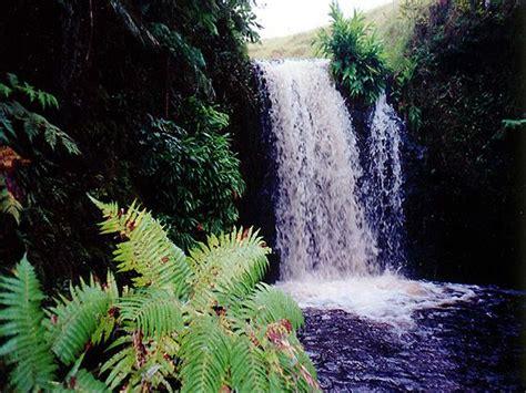 Waimea Waterfall Honolulu Hawaii Waterfalls