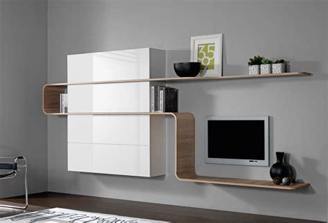 meuble cuisine solde composition murale design chêne blanc laqué slider