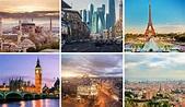 Largest Cities In Europe - WorldAtlas.com