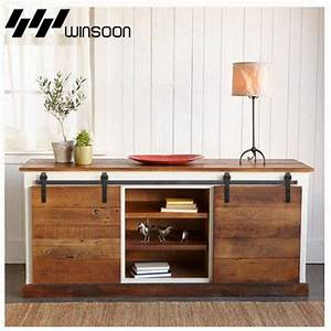 winsoon sliding barn door hardware wood door closet With barn door hardware for kitchen cabinets