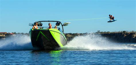 How A Wake Boat Works by Tig 233 Asr Wake Up And Wakeboard Boats