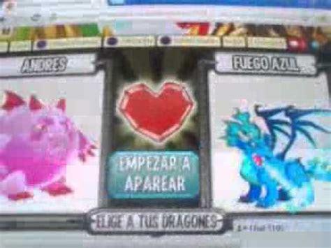 como hacer dragones legendarios en dragon city YouTube