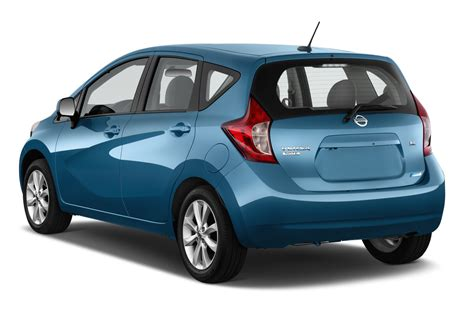 Nissan Versa Safety Rating 2016 2016 nissan versa note reviews and rating motor trend canada