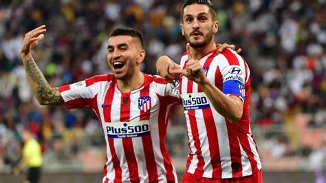 Barcelona vs. Atlético Madrid - Resumen de Juego - 9 enero ...