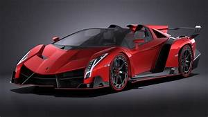 Lamborghini Veneno Roadster : lamborghini veneno roadster 2014 vray 3d model cgstudio ~ Maxctalentgroup.com Avis de Voitures