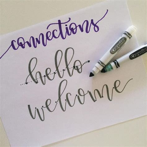 9718 Best Images About Calligraphy Beautiful Handwriting On Pinterest  Typography, Modern