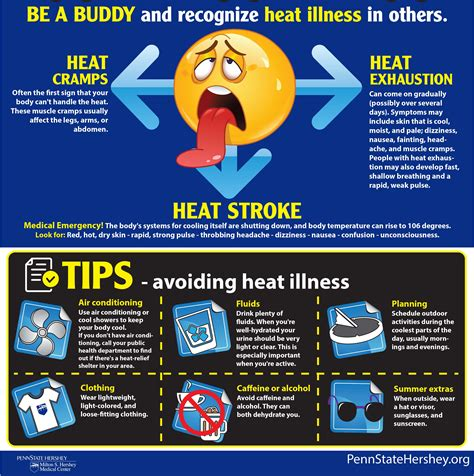 Summer Heat Safety Tips