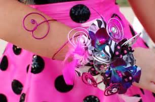 wrist corsage bracelet prom corsages