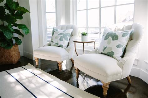window chairs window accent bay window white trim white trellis window seat colored throw pillows cushions