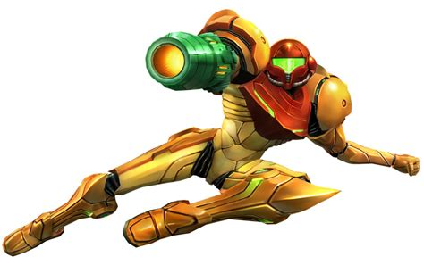 The Mother Of Gaming Samus Aran Goomba Stomp