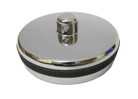 Kitchen Sink Plug  Bath Plug Chrome Plated Plastic