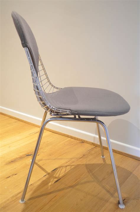 Vitra Charles Eames Chair by Wire Chair By Charles Eames For Vitra For
